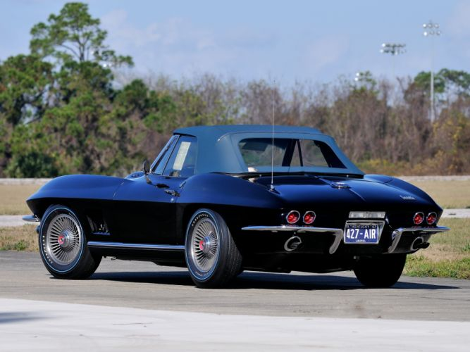 1967 Corvette Sting Ray L88 427 Convertible C-2 supercar supercars muscle classic f wallpaper
