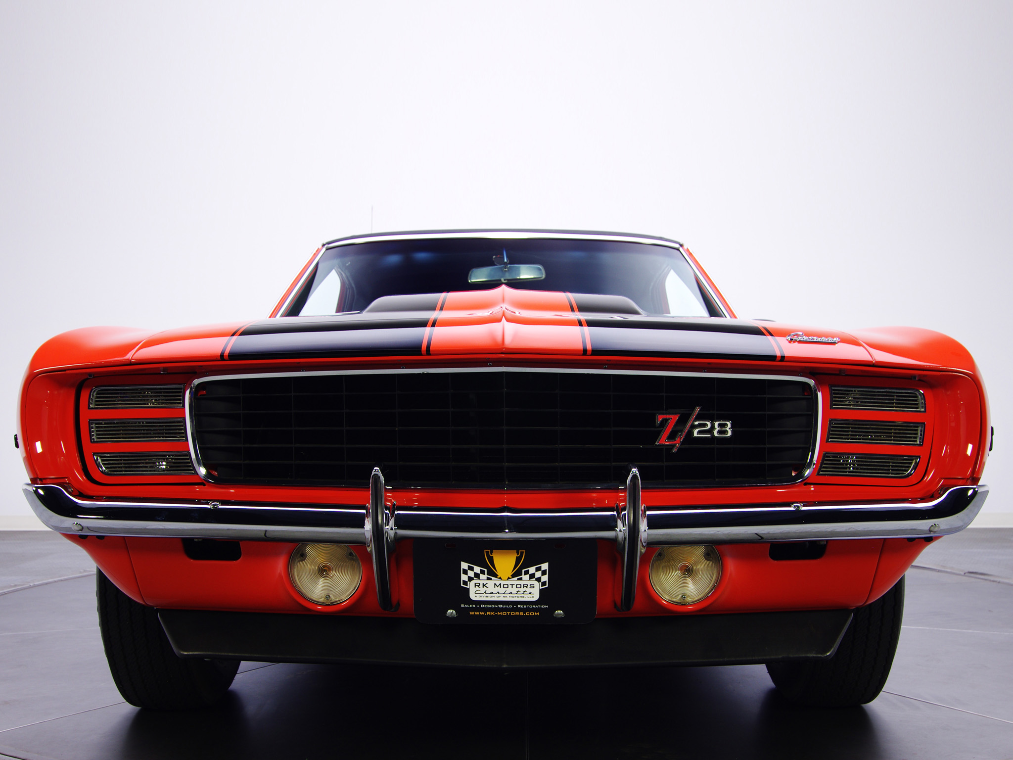 1969 chevrolet camaro z28 rs classic muscle b wallpaper