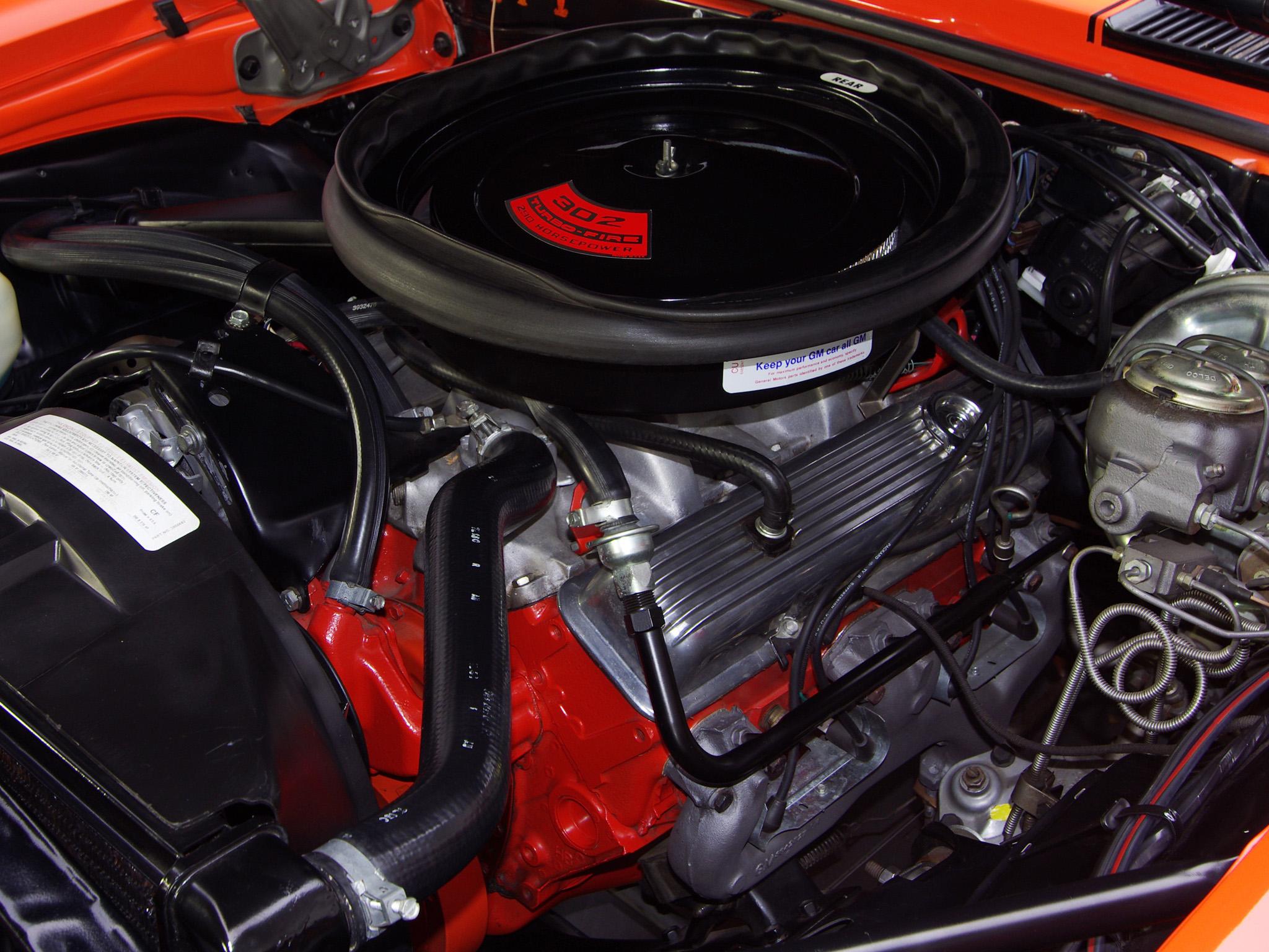 camaro engine chevrolet - photo #19
