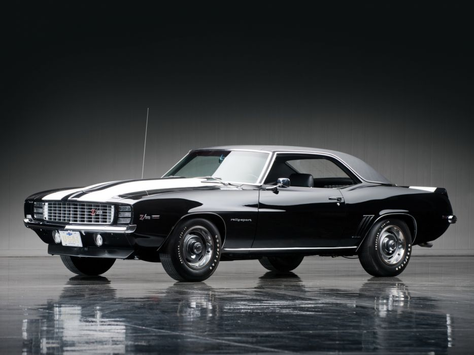 1969 Chevrolet Camaro Z28 R-S classic muscle    g wallpaper