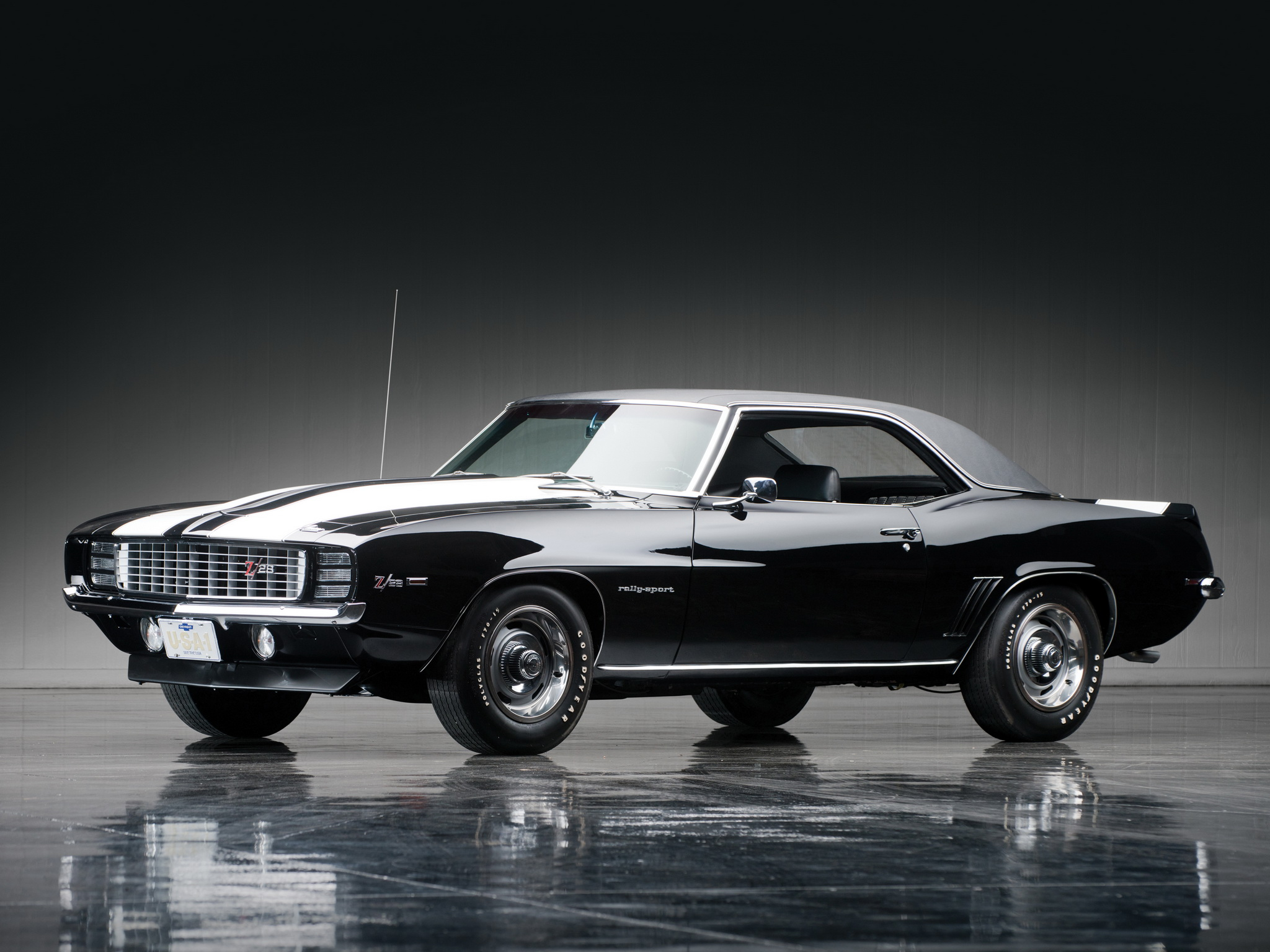 1969 chevrolet camaro z28 r s classic muscle g wallpaper 2048x1536 114525 wallpaperup - Camaro 2014 Z28 Wallpaper