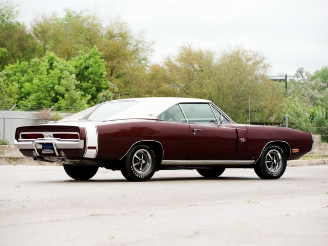 1970 Dodge Charger R-T S-E classic muscle f wallpaper