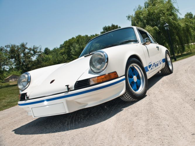 1972 Porsche 911 Carrera classic f wallpaper