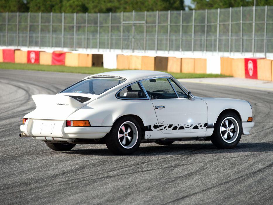 1972 Porsche 911 Carrera classic   fs wallpaper