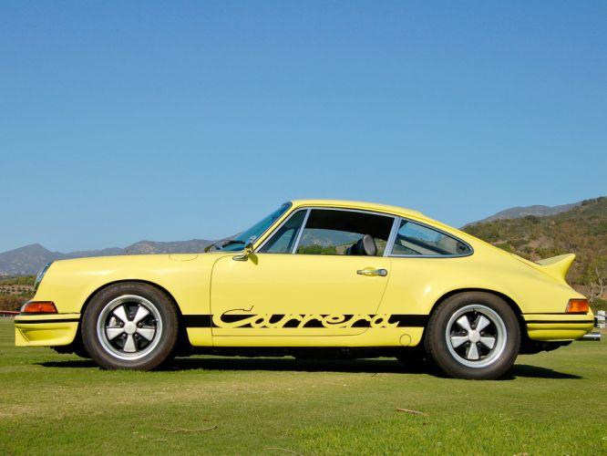 1972 Porsche 911 Carrera classic h wallpaper