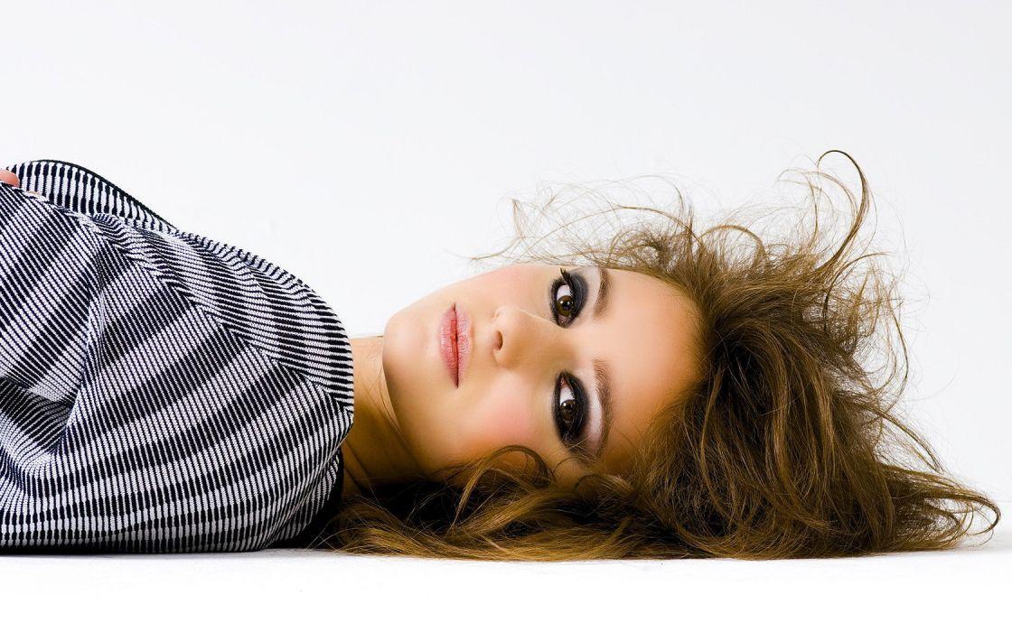 Girl Woman Beauty Face wallpaper