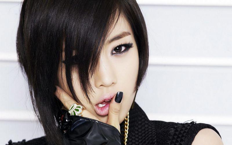 Girl Woman Beauty Face Asian wallpaper