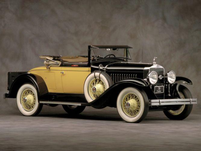 1927 LaSalle Convertible Coupe retro wallpaper