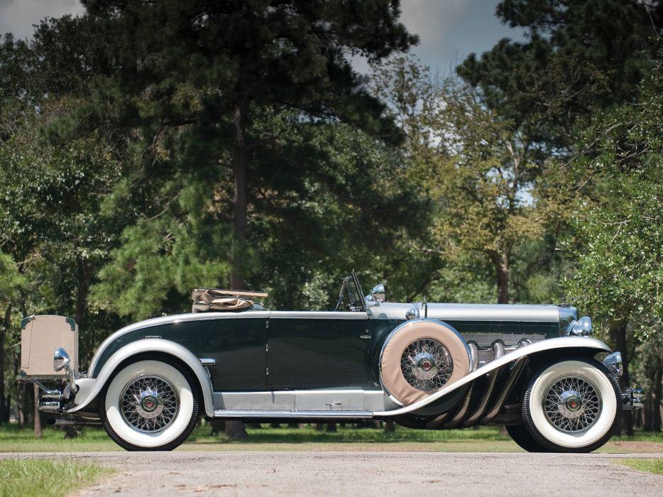 1929 Duesenberg J 194-2213 Convertible Coupe SWB Murphy retro luxury   fe wallpaper