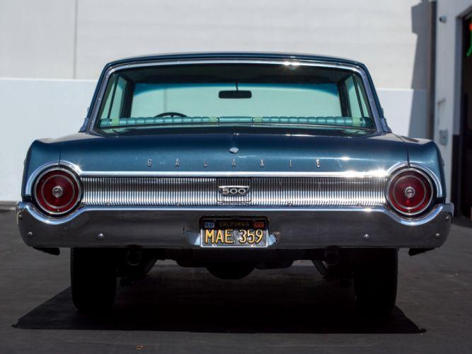 1962 Ford Galaxie 500 Club Victoria muscle classic j wallpaper