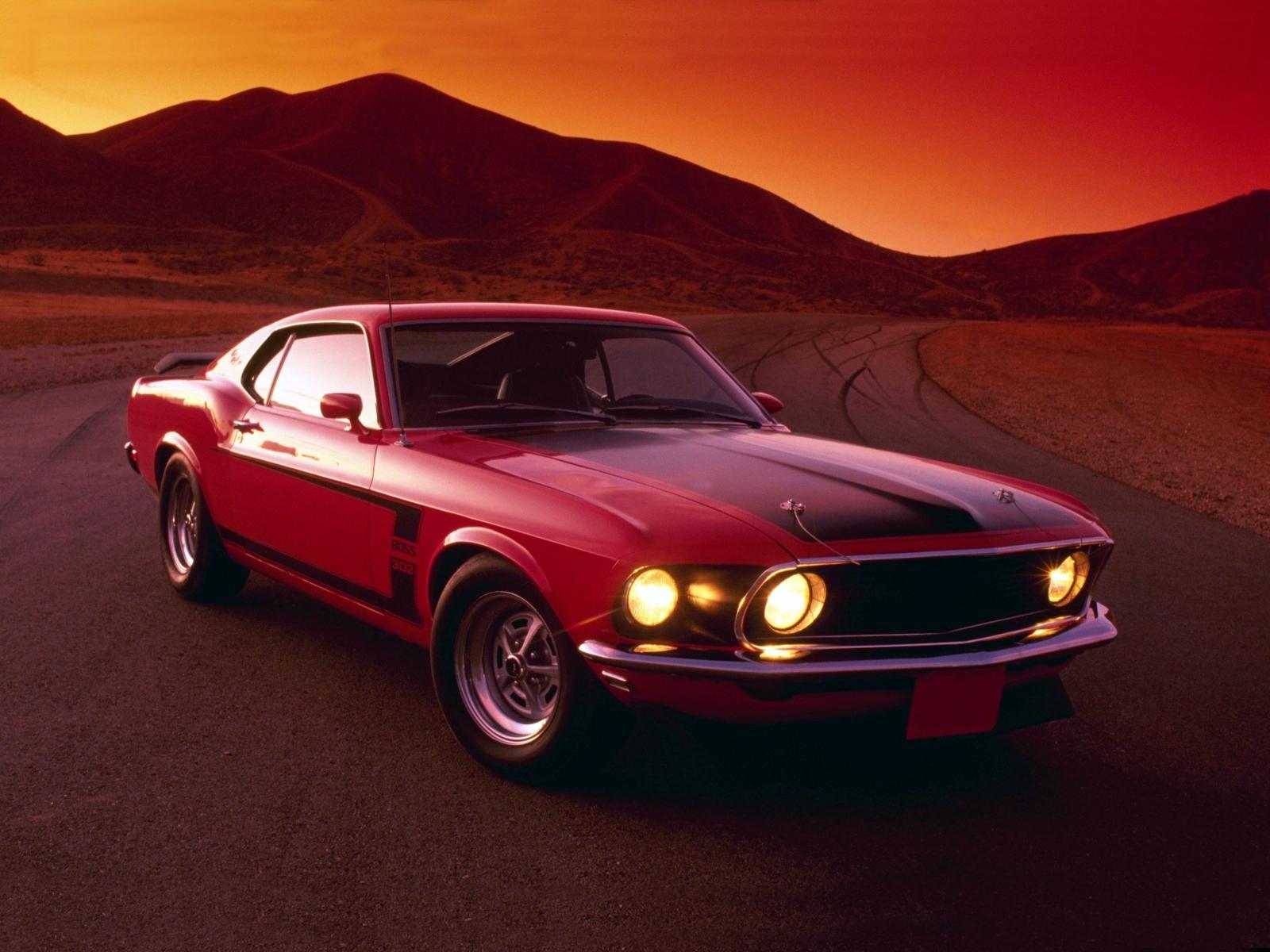 1969 ford mustang boss 302 muscle classic g wallpaper 1600x1200 114836 wallpaperup