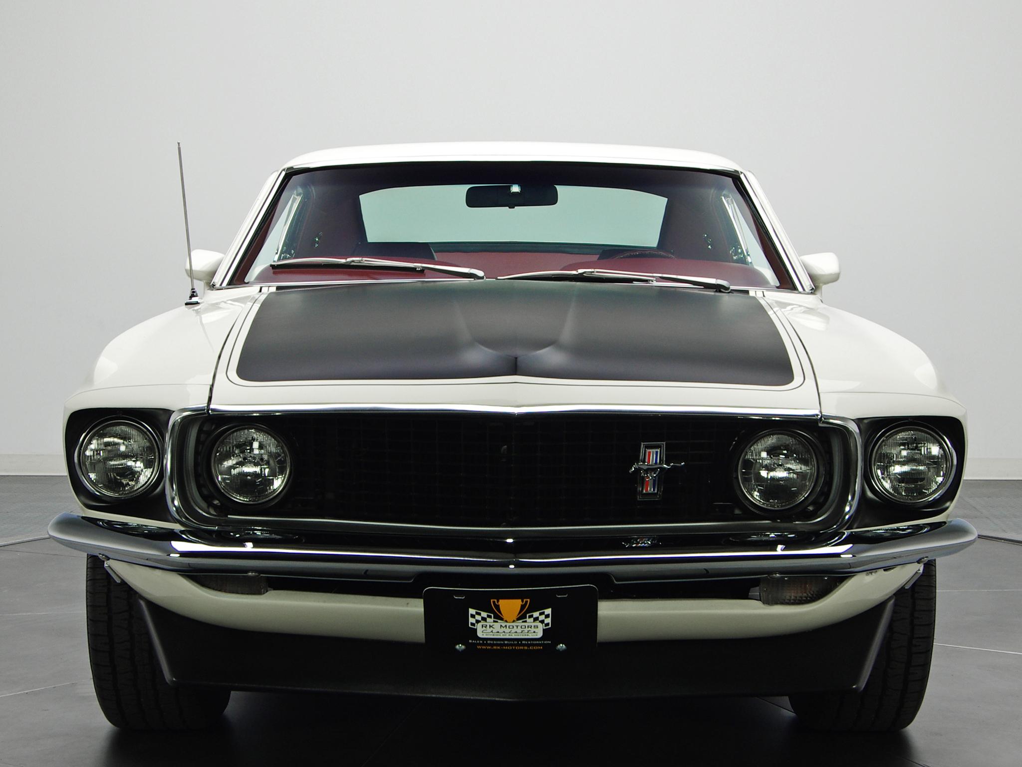1969 Ford Mustang Boss 302 Muscle Classic H Wallpaper 2048x1536 114838 Wallpaperup