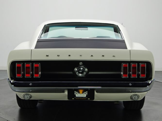1969 Ford Mustang Boss 302 muscle classic hd wallpaper