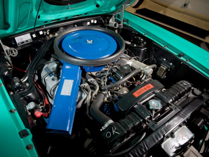 1970 Ford Mustang Boss 429 muscle classic engine engines wallpaper