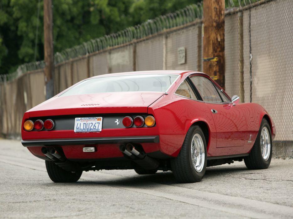 1971 Ferrari 365 GTC-4 supercar supercars classic   g wallpaper