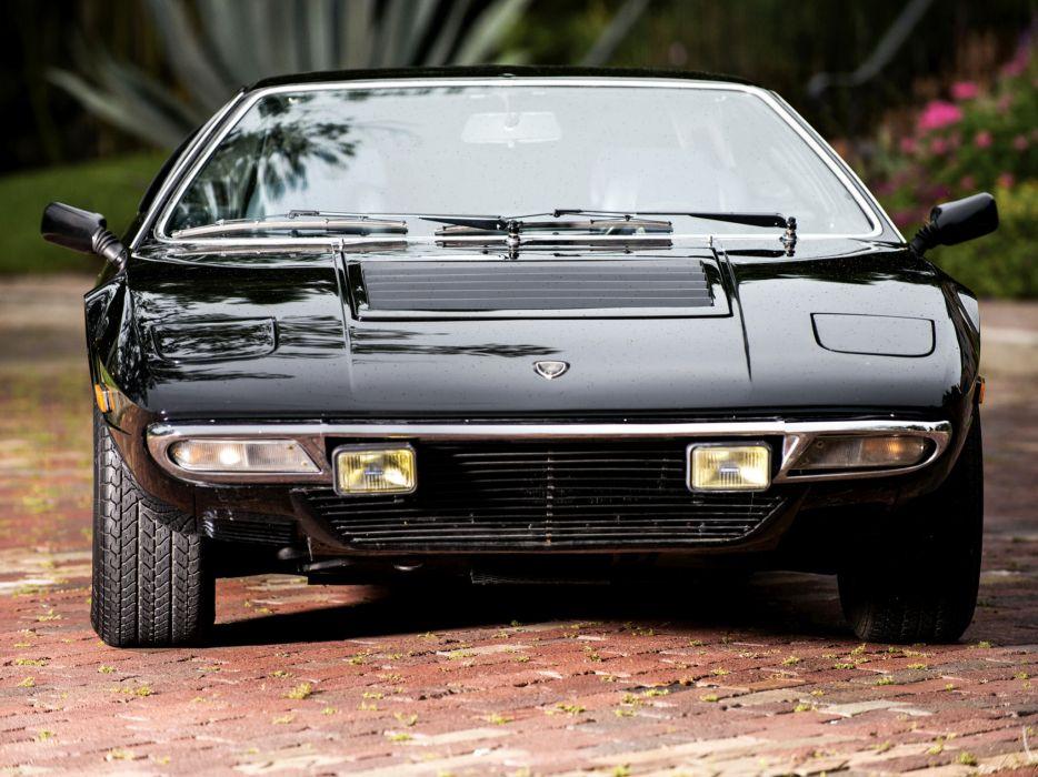 1974 Lamborghini Urraco P300 US-spec supercar supercars classic   f wallpaper