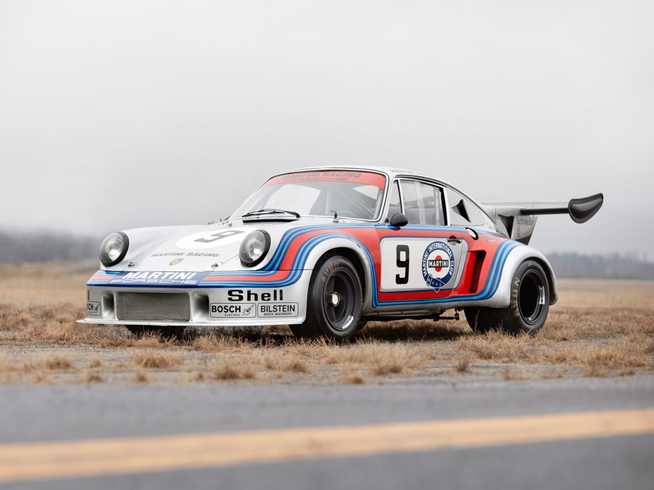 1974 Porsche 911 Carrera RSR Turbo race racing supercar supercars classic    g wallpaper