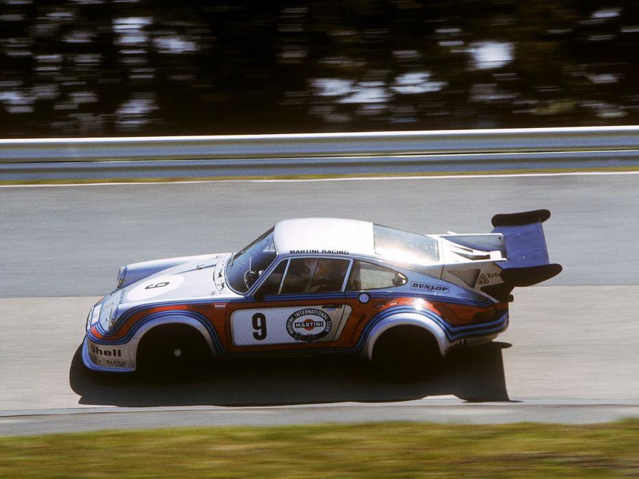 1974 Porsche 911 Carrera RSR Turbo race racing supercar supercars classic   f wallpaper