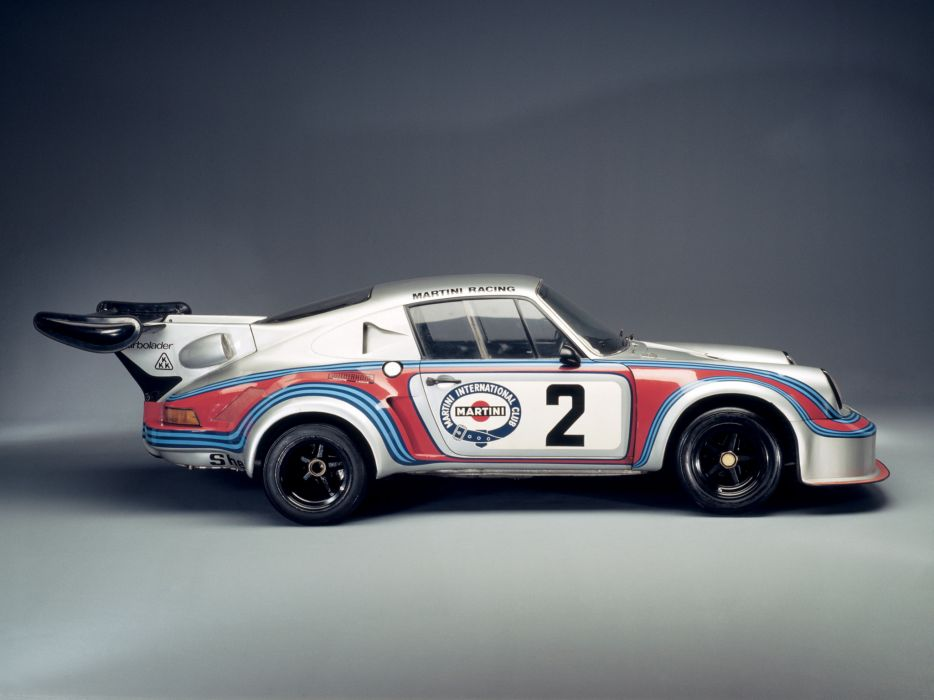 1974 Porsche 911 Carrera RSR Turbo race racing supercar supercars classic  f wallpaper