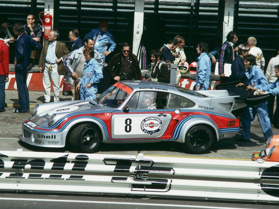 1974 Porsche 911 Carrera RSR Turbo race racing supercar supercars classic ff wallpaper