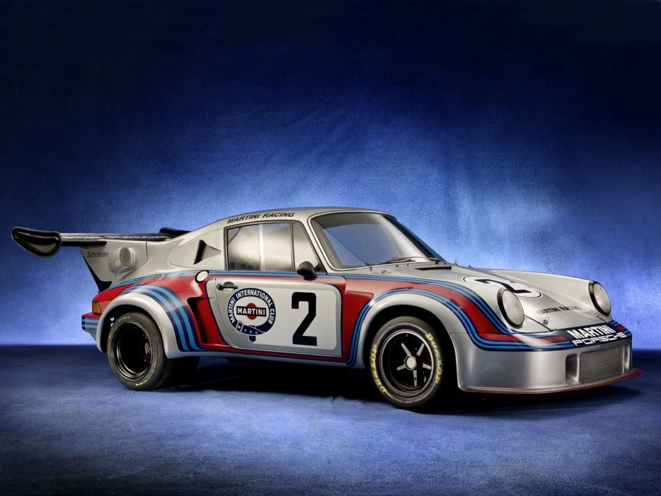 1974 Porsche 911 Carrera RSR Turbo race racing supercar supercars classic wallpaper