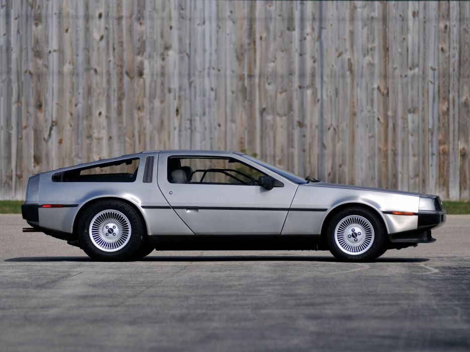 1981 DeLorean DMC-12 supercar supercars classic     h wallpaper