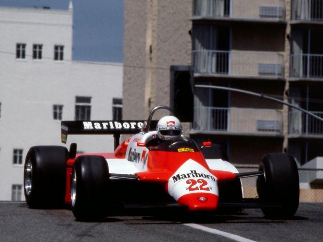 1982 Alfa Romeo 182 formula one f-1 race racing classic f wallpaper