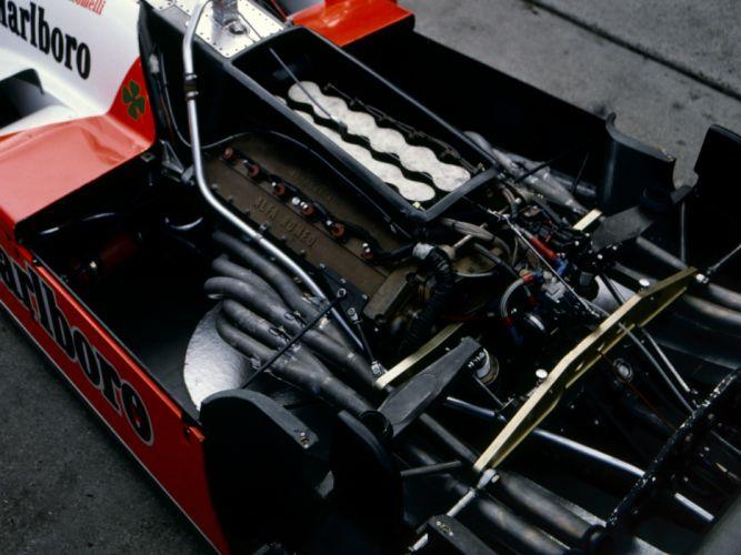 1982 Alfa Romeo 182 formula one f-1 race racing classic engine engines f wallpaper