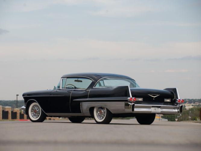 1957 Cadillac Fleetwood Sixty Special luxury retro f wallpaper