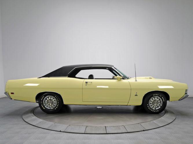 1969 Ford Fairlane Torino Cobra 428 C-J muscle classic d wallpaper