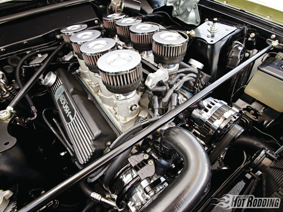 1970 Ford Torino 427 muscle classic hot rod rods wallpaper