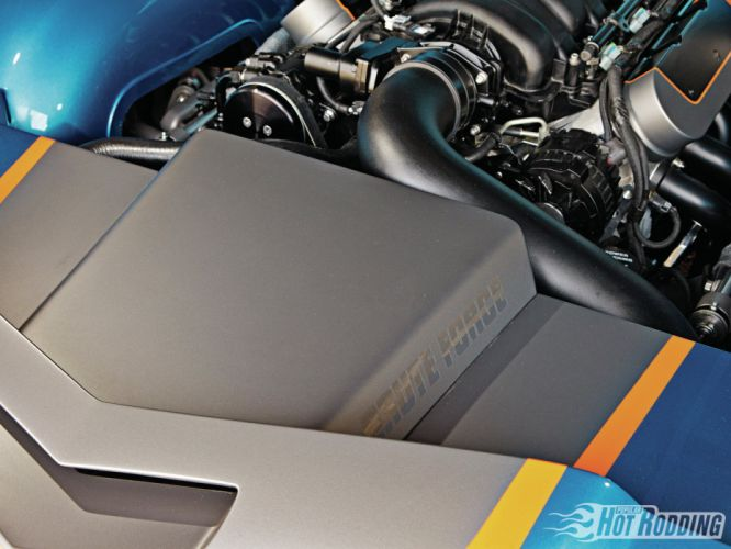 1971 Chevrolet Camaro 427 LS7 classic muscle hot rod rods engine engines wallpaper