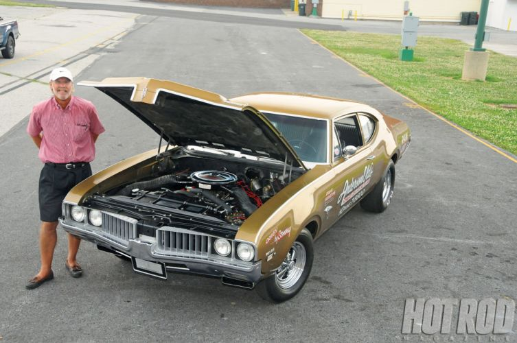 1969 Oldsmobile Cutlass W-31 350ci muscle hot rod rods drag race racing classic engine engines nt wallpaper