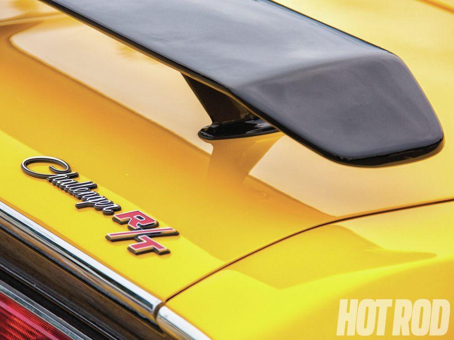 1970 dodge challenger convertible hemi muscle classic hot rod rods logo wallpaper