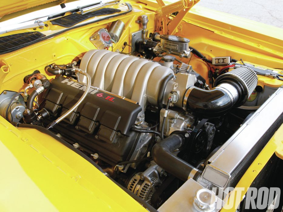 1970 Dodge Challenger muscle classic hot rod rods engine engines wallpaper