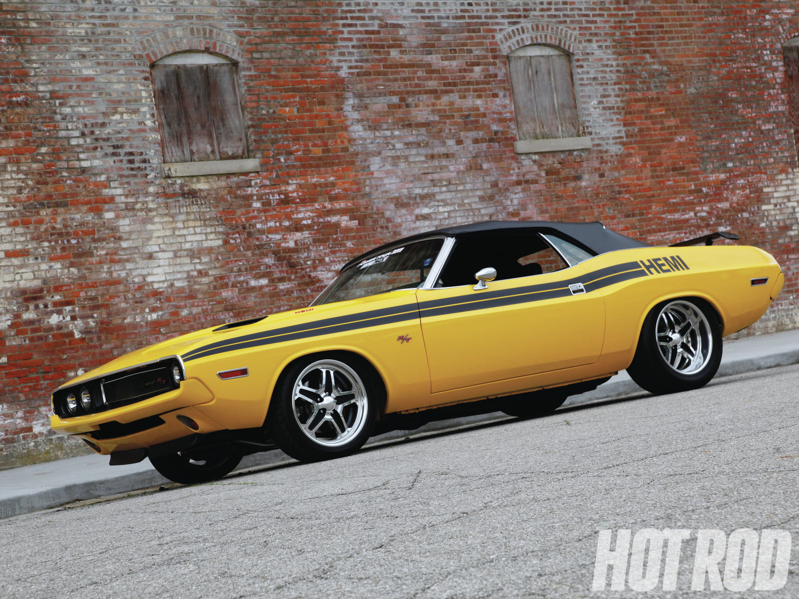 1970 dodge challenger muscle classic hot rod rods. Black Bedroom Furniture Sets. Home Design Ideas