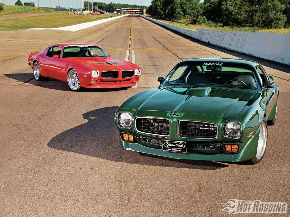 1973 Pontiac Trans-Am muscle classic hot rod rods trans     m wallpaper