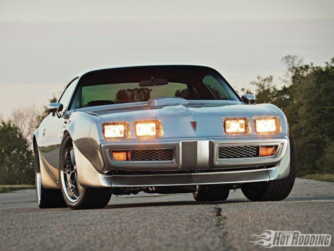 1973 Pontiac Trans-Am muscle classic hot rod rods trans g wallpaper
