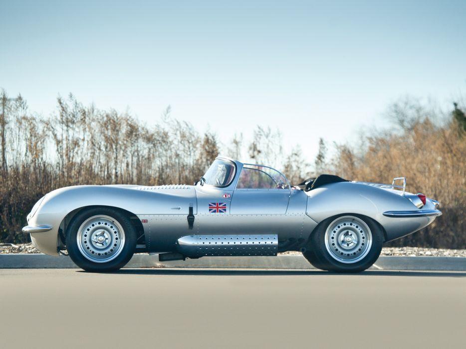 1957 Jaguar XK-SS retro supercar supercars     d wallpaper