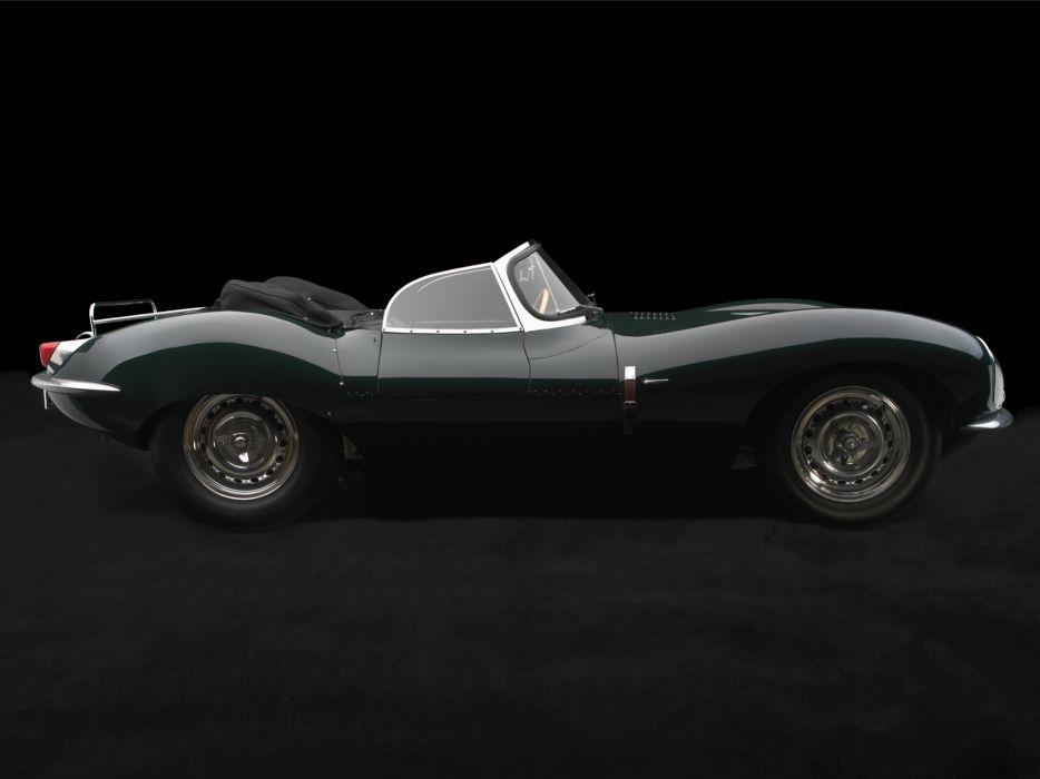 1957 Jaguar XK-SS retro supercar supercars   f wallpaper