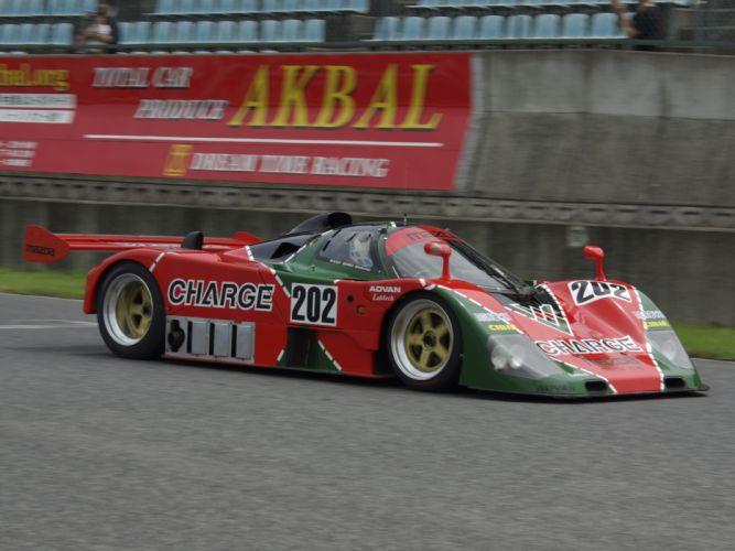 1989 Mazda 767B race racing classic d wallpaper