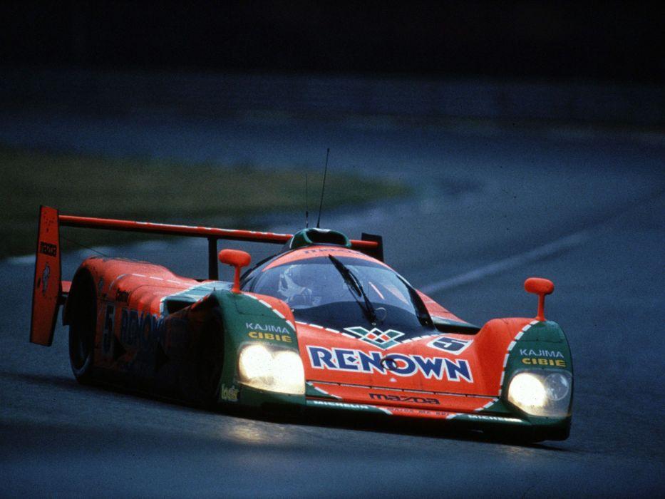 1989 Mazda 767B race racing classic  dd wallpaper