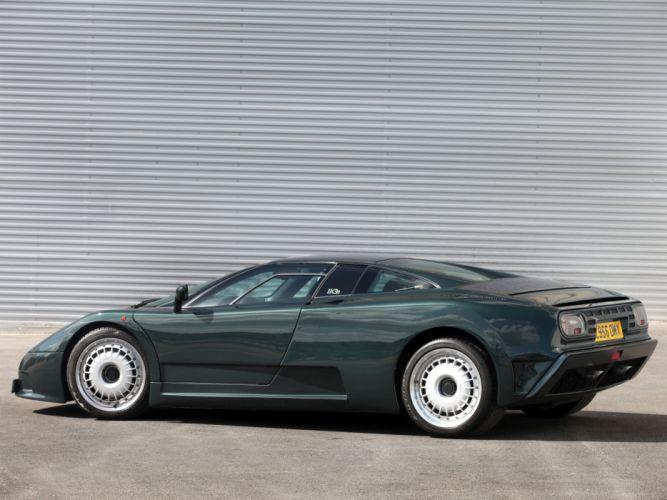 1992 Bugatti EB110 G-T supercar supercars fs wallpaper
