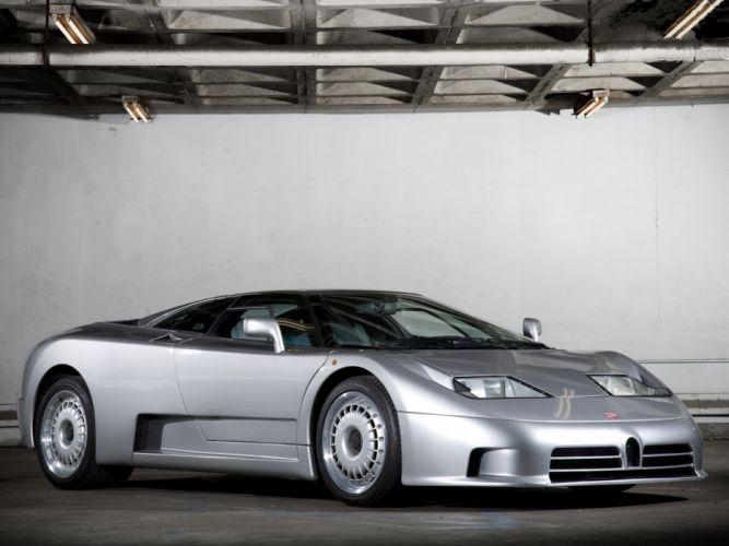 1992 Bugatti EB110 G-T supercar supercars fc wallpaper