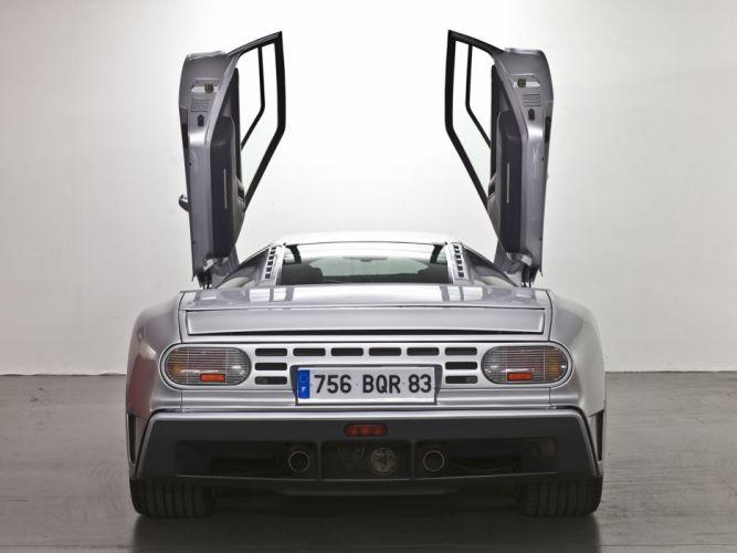 1992 Bugatti EB110 G-T supercar supercars f wallpaper