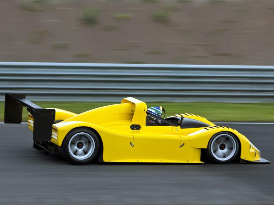 1993 Ferrari 333 SP race racing supercar supercars wallpaper