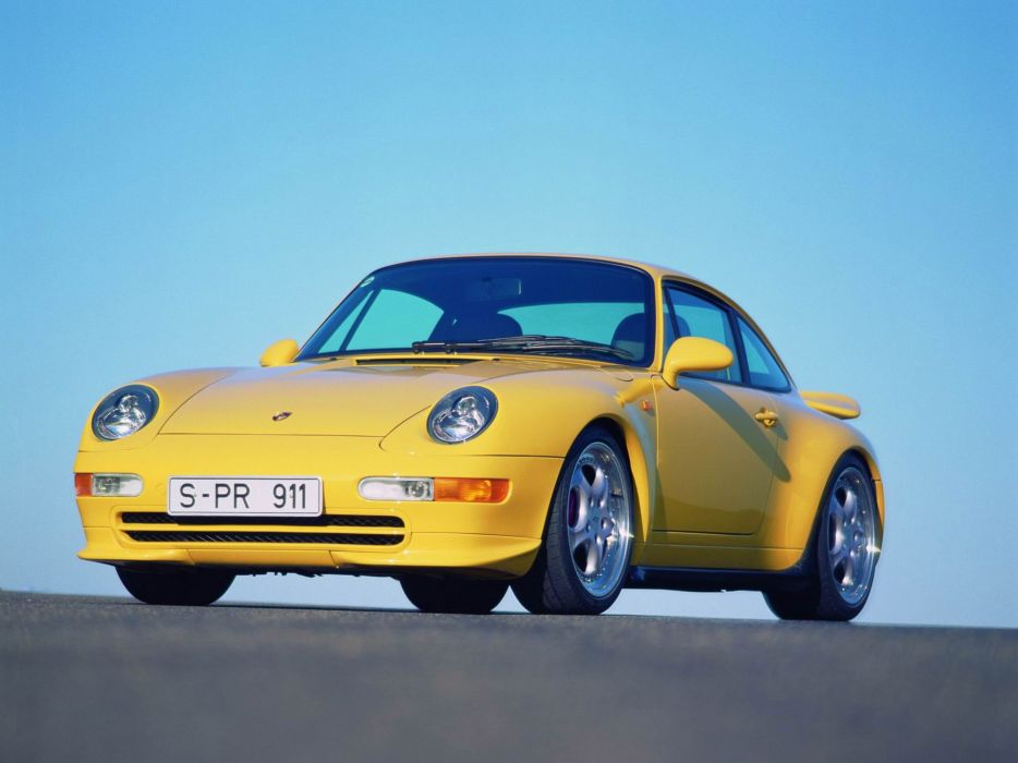 1995 Porsche 911 Carrera R-S 3_8 Coupe 993 supercar supercars      f wallpaper