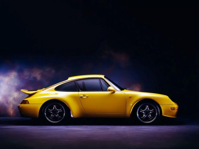 1995 Porsche 911 Carrera R-S 3_8 Coupe 993 supercar supercars d wallpaper