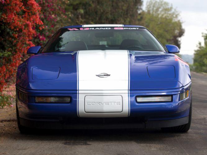 1996 Corvette Grand Sport Coupe C-4 supercar supercars muscle gd wallpaper