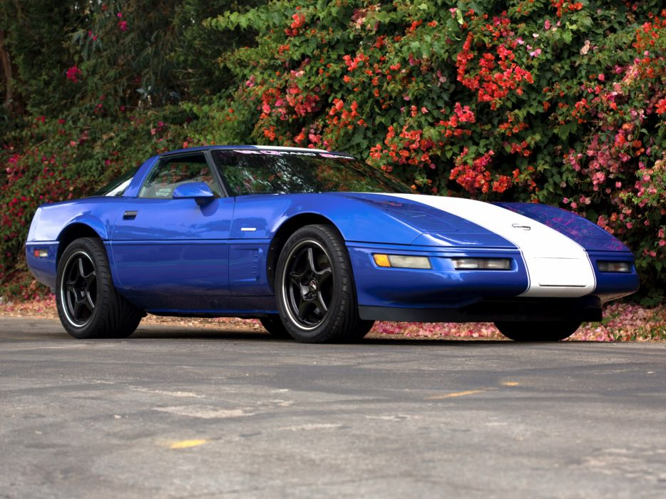 1996 Corvette Grand Sport Coupe C-4 supercar supercars muscle    g wallpaper